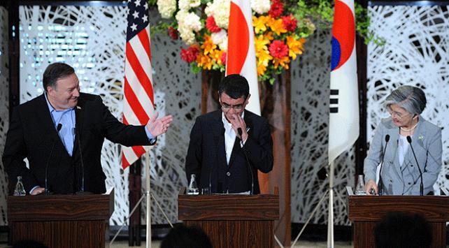 Pompeodan Kuzey Koreden talep edilenlerin adil olduğu savunması