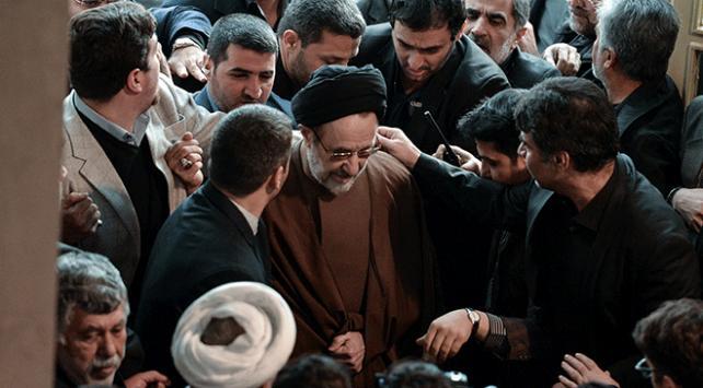İran eski Cumhurbaşkanı Hatemiden yolsuzluk uyarısı