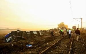 Tekirdağdaki tren kazası