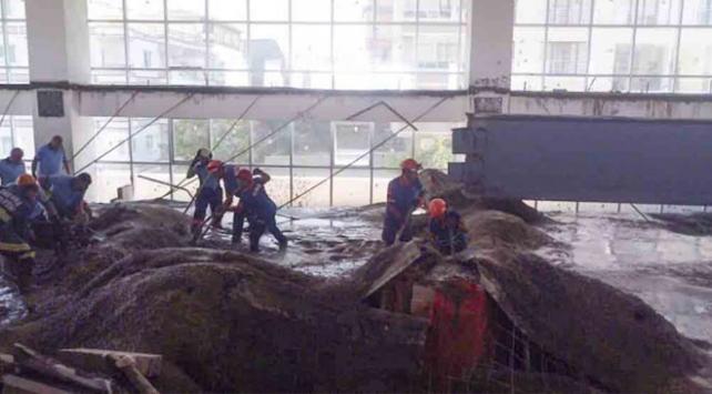 Ankarada 3 işçinin öldüğü göçükle ilgili 1 kişi tutuklandı