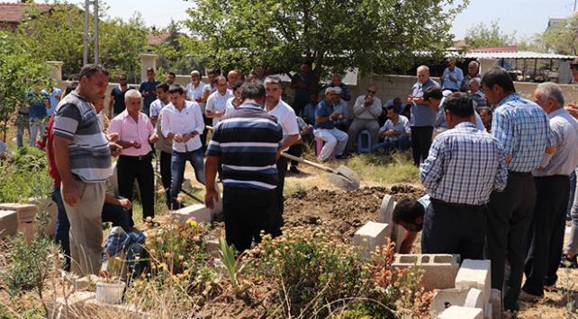Hatayda kaybolan küçük Ufukun cenazesi toprağa verildi