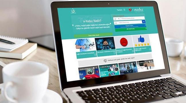 e-Nabız sisteminin kullanıcı sayısında büyük artış