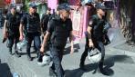 İstanbulda asayiş uygulaması: 4 kişi gözaltına alındı