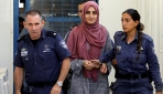 İsrailden Ebru Özkana 4 ayrı suçlama