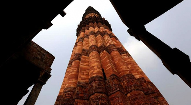 Hindistanda Müslümanlığın sembolü: Kutub Minar