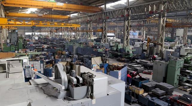 Türkiyenin makine ihracatı ilk yarıda 8,3 milyar dolara yükseldi