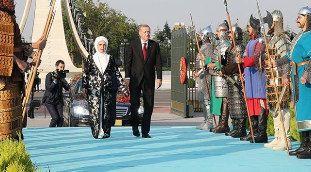 Cumhurbaşkanı Erdoğan: 95 yıllık Cumhuriyetimizi şahlandıracağız