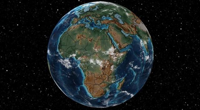 600 milyon yıl önce Türkiye dünyanın neresindeydi?