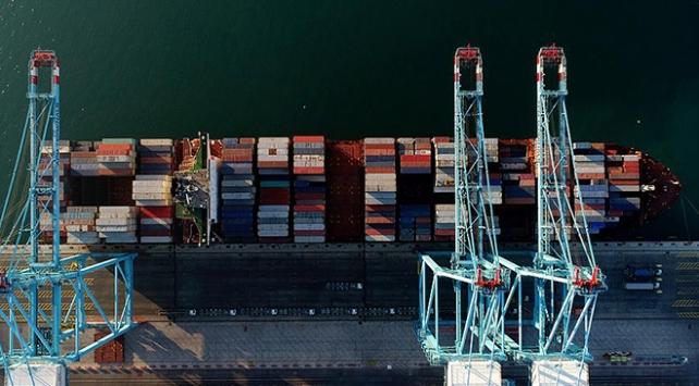 Türkiyenin konteyner limanlarında rekor kırıldı