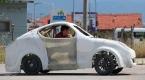 """Üniversitelilerin el emeği göz nuru elektromobil: """"Ayvaz"""""""