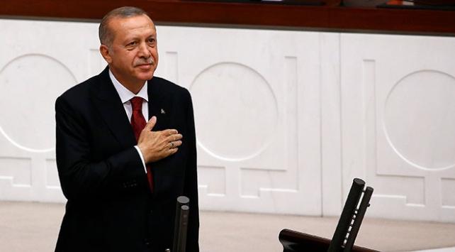 Arap basını Cumhurbaşkanı Erdoğanın yemin törenine geniş yer ayırdı