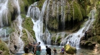 Karamanastır Şelalesi sıcak havalarda uğrak yer oldu
