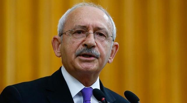 CHP Genel Başkanı Kılıçdaroğlunun Başdanışmanı istifa etti