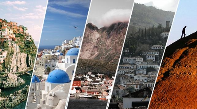 Eşsiz doğası, tarihi yapılarıyla dünyanın en güzel kasabaları