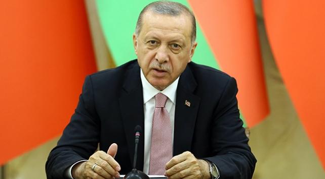 Cumhurbaşkanı Erdoğan: İleride ikinci bir başkan yardımcısı atayabilirim
