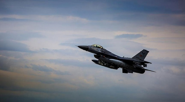 Hava harekatlarında 17 terörist etkisiz hale getirildi