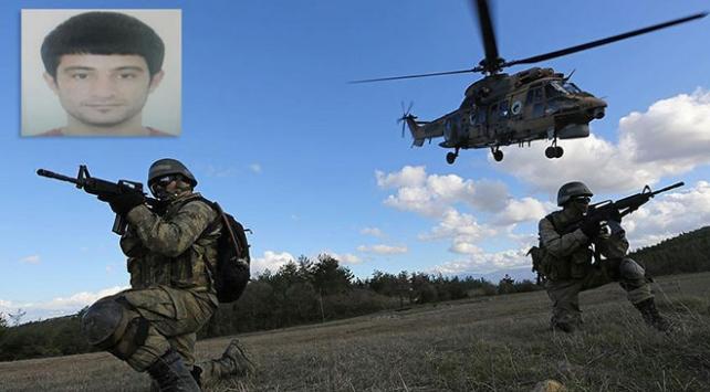 Şırnakta PKKnın sözde cephe sorumlusu yakalandı