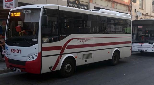İzmirde ulaşıma yüzde 5 zam