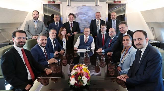 Cumhurbaşkanı Erdoğan: Muhalefetin yaklaşımları kendilerine zarar verir