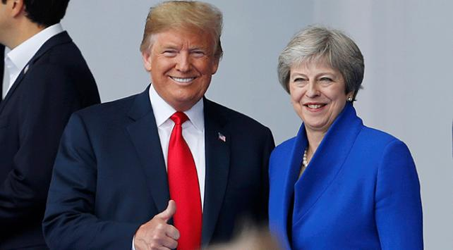 Trumpın krize dönüşen İngiltere ziyareti bugün