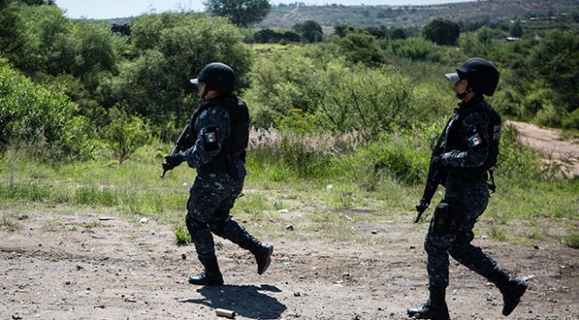 Meksikada 3 polis memuru öldürüldü