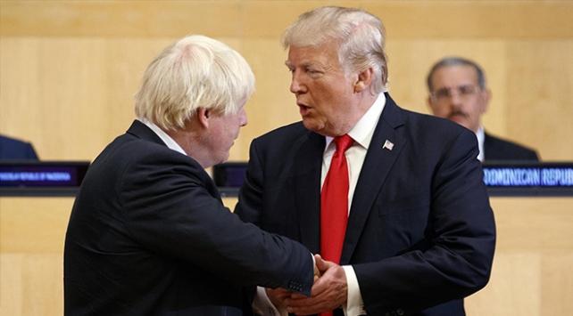 Trump eski İngiltere Dışişleri Bakanı Johnsonla görüşecek