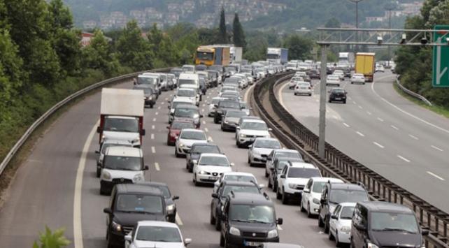 Trafik kazalarının çoğu güneşli havalarda oluyor