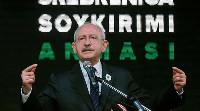 CHP Genel Başkanı Kılıçdaroğlu: Avrupa Türkiyeye ders vermek istiyorsa önce kendine baksın