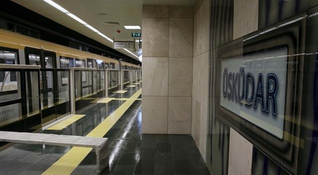 İstanbulda Üsküdar-Ümraniye metro seferlerine ara verildi