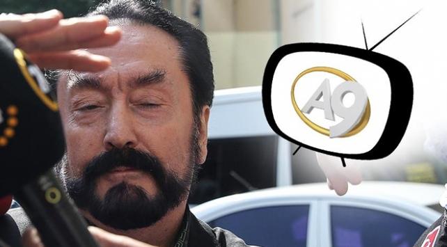 Adnan Oktarın kanalı A9 TVye ceza üstüne ceza