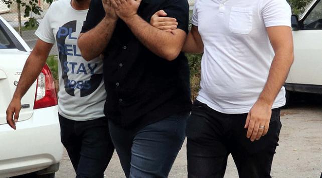 Antalyada FETÖ operasyonu: 8 gözaltı