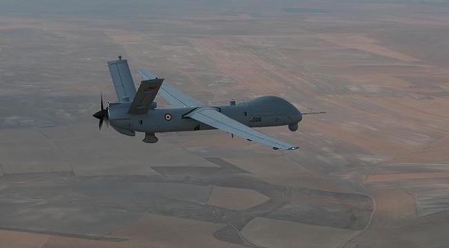 Türk Hava Kuvvetleri filosunu ANKA-Slerle güçlendiriyor