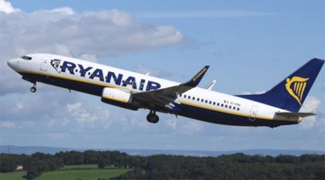 Ucuz seyahat şirketlerinden Ryanairin pilotları İrlandada ilk grevi başlattı