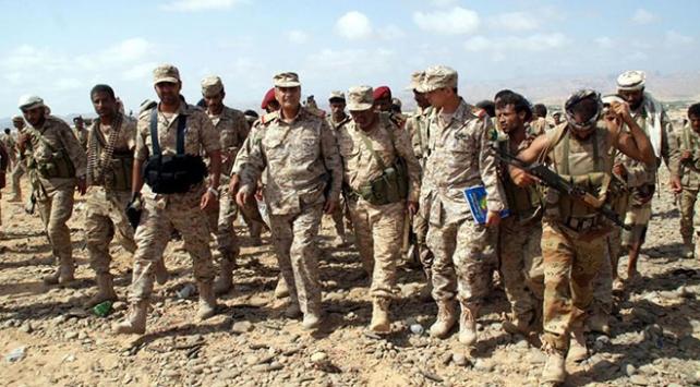 Yemen güçleri Hudeydede 7 bin kişilik tugay oluşturdu