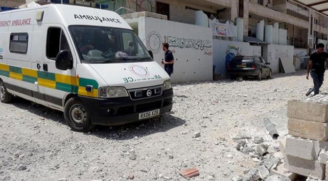 İdlibe hava saldırısı: 3 çocuk hayatını kaybetti, 8 sivil yaralandı