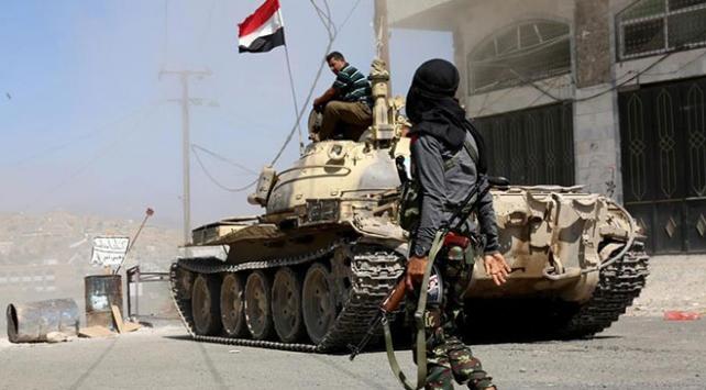 Yemende çatışma 21 Husi öldü