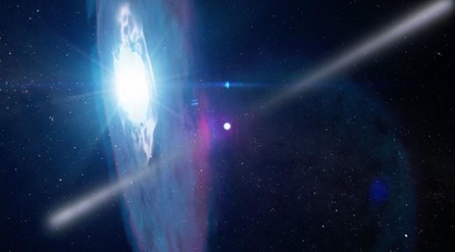 Dünyaya 4 milyar ışık yılı uzaklıkta kozmik parçacık keşfedildi