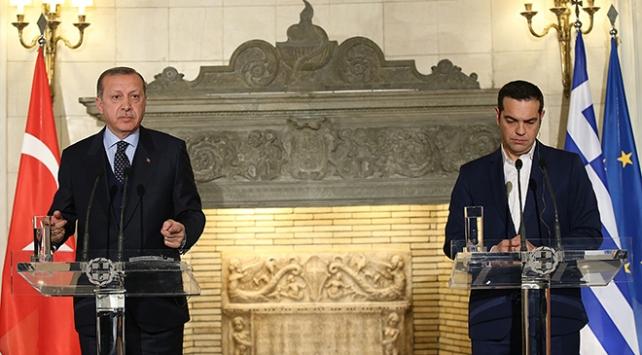 Çipras: Erdoğanla yaptığım görüşme kolay değildi