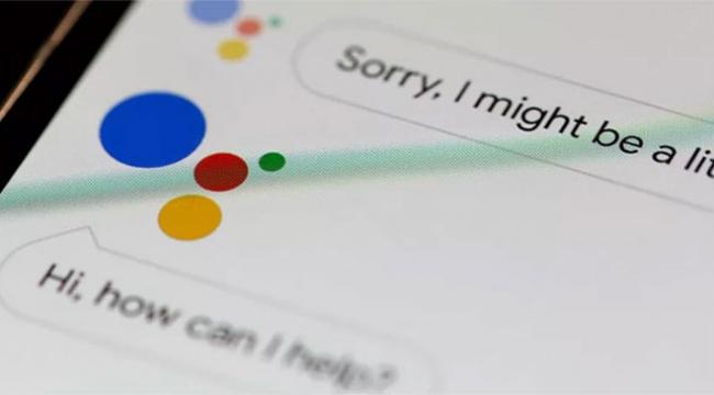 Googleın sanal asistan sesine renk seçenekleri geliyor
