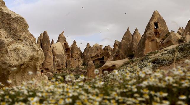 Kapadokyaya gelen turist sayısı son 3 yılın zirvesinde