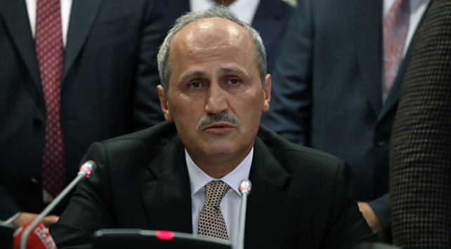 """Bakan Turhandan """"Projeleri hızlandırın"""" talimatı"""
