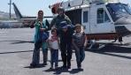Boğaz Adasında mahsur kalan 18 göçmen kurtarıldı