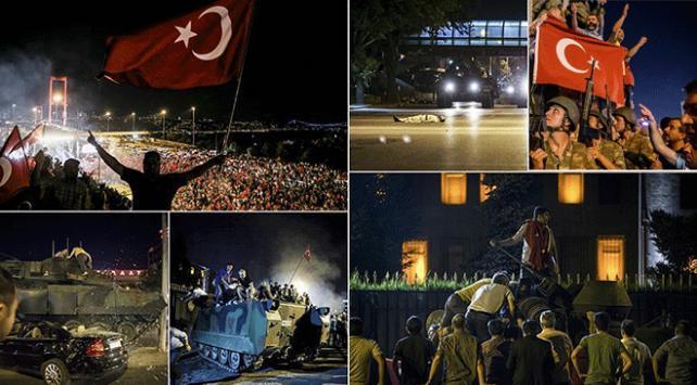 Türkiyenin en uzun gecesinde yaşananlar