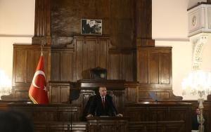 Cumhurbaşkanlığı Kabinesi 1. Toplantısı Açılış Töreni