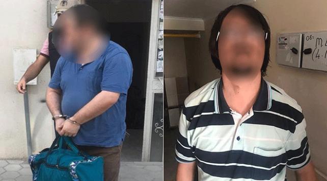 FETÖnün havacı subay sorumluları Eskişehirde yakalandı