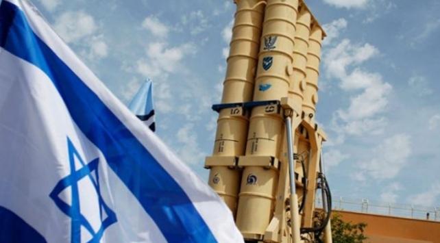 İsrail Suriye sınırında bir İHAyı vurdu