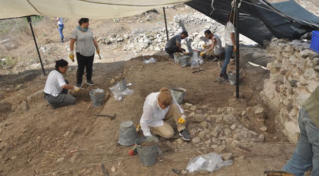 Daskyleion Antik Kentinde bu yılın kazı çalışmaları başladı