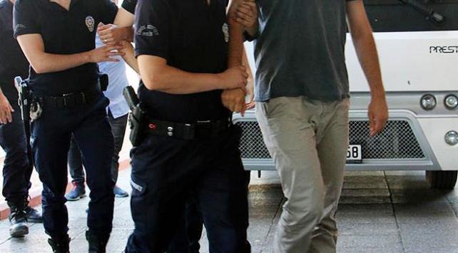 FETÖnün Kara Kuvvetleri yapılanması operasyonunda 12 tutuklama