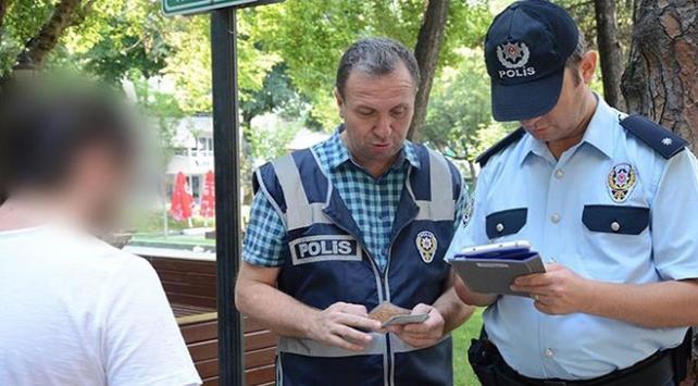Ankarada aranan 2 bin 26 kişi yakalandı