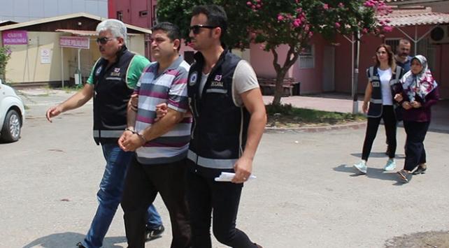 Adanada sahte kimlikle yakalanan FETÖ şüphelisi çift tutuklandı